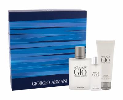 Set Parfum Acqua di Gio Pour Homme - Giorgio Armani - Apa de toaleta EDT