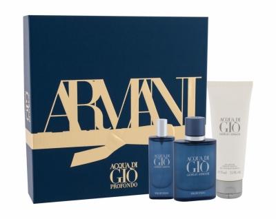 Set Acqua di Gio Profondo - Giorgio Armani - Apa de parfum EDP