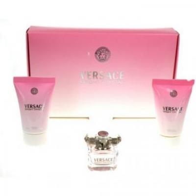Set Parfum Bright Crystal - Versace - Apa de toaleta EDT