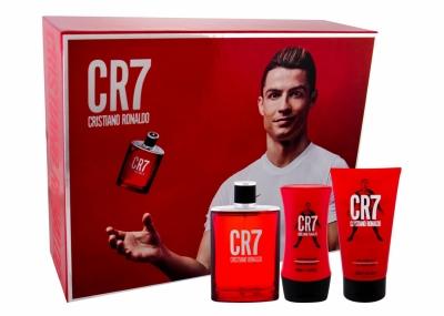 Set CR7 - Cristiano Ronaldo - Apa de toaleta
