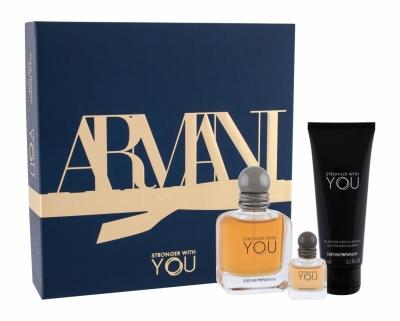 Set Emporio Armani Stronger With You - Giorgio Armani - Apa de toaleta