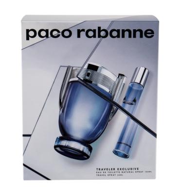Set Invictus - Paco Rabanne - Apa de toaleta