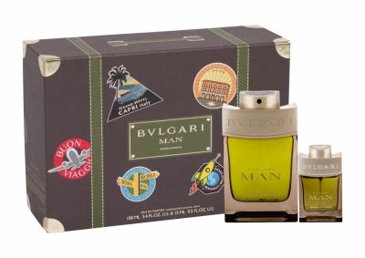Set MAN Wood Essence - Bvlgari - Apa de parfum EDP