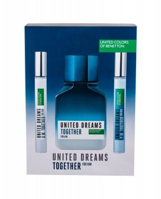 Set United Dreams Together - Benetton - Apa de toaleta