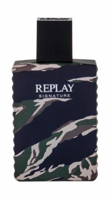 Signature - Replay - Apa de toaleta