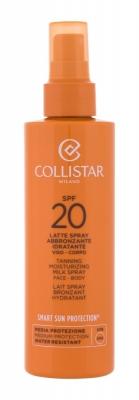 Smart Sun Protection Tanning Moisturizing Milk Spray SPF20 - Collistar - Protectie solara