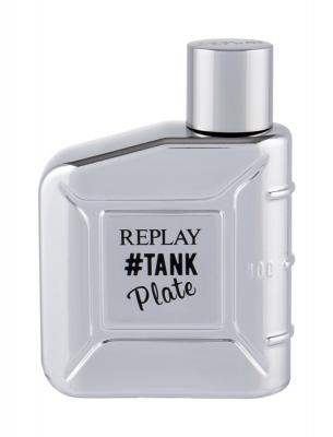 #Tank Plate - Replay - Apa de toaleta