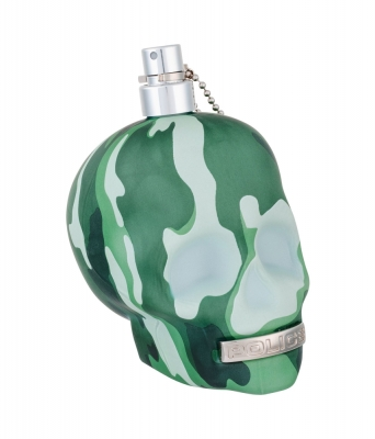 Parfum To Be Camouflage - Police - Apa de toaleta EDT