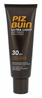 Ultra Light Dry Touch Face Fluid SPF30 - PIZ BUIN - Protectie solara