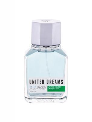 United Dreams Go Far - Benetton - Apa de toaleta