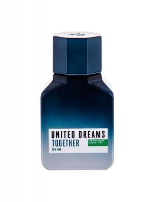 United Dreams Together - Benetton - Apa de toaleta