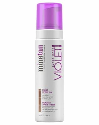 Violet - MineTan - Protectie solara