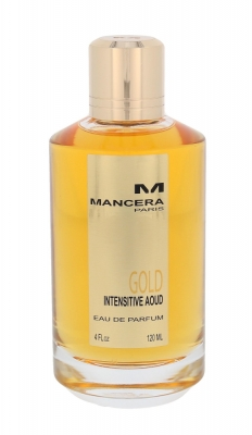 Parfum Voyage en Arabie Gold Intensive Aoud - Mancera - Apa de parfum EDP