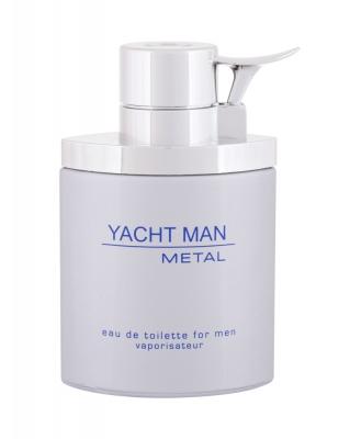 Yacht Man Metal - Myrurgia - Apa de toaleta