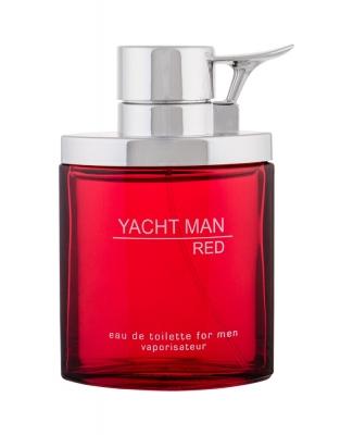 Yacht Man Red - Myrurgia - Apa de toaleta