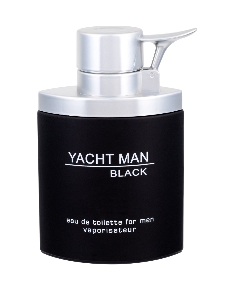 Yacht Man Black - Myrurgia - Apa de toaleta