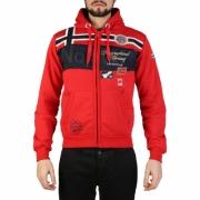 Bluze sport Geographical Norway Garadock_man Rosu