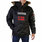 Geci Geographical Norway Barman_man Negru