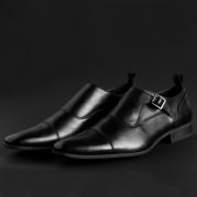 Pantofi Duca Di Morrone RADCLIFF Negru