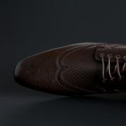 Pantofi siret Duca Di Morrone SCOTT Maro