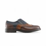 Pantofi siret Lumberjack STATE Maro