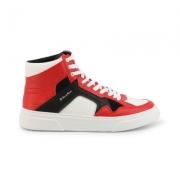 Pantofi sport Duca Di Morrone NICK Rosu
