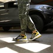 Pantofi sport Sparco SP-FR Gri