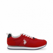 Pantofi sport U.s. Polo NOBIL4196S9_TH1 Rosu