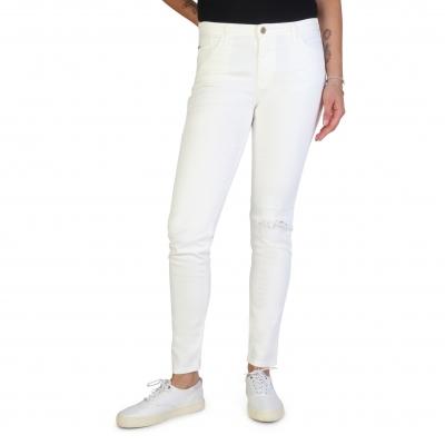 Blugi Armani Jeans 3Y5J28_5N1CZ Alb