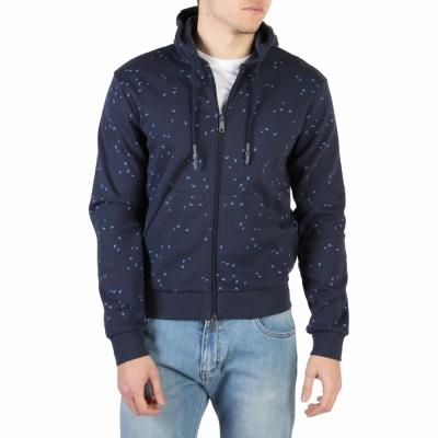 Bluze sport Armani Jeans 3Y6M27_6JBDZ Albastru