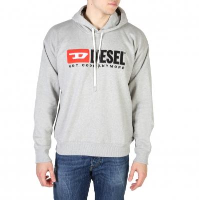 Bluze sport Diesel HC-S-DIVISION_00SVDL Gri