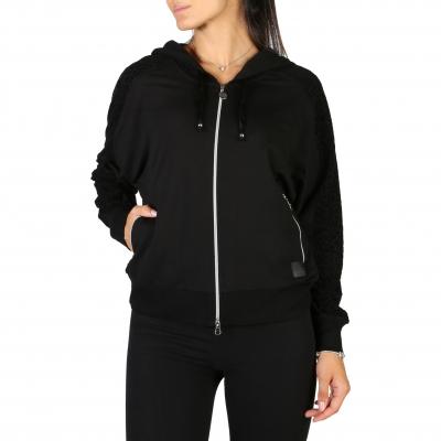 Bluze sport Emporio Armani 284330_5A609 Negru