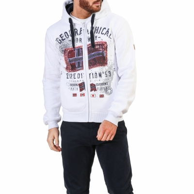 Bluze sport Geographical Norway Filliam_man Alb