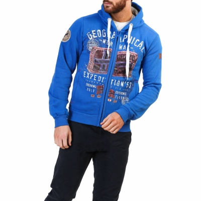 Bluze sport Geographical Norway Filliam_man Albastru