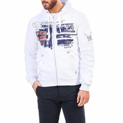 Bluze sport Geographical Norway Fohnson_man Alb