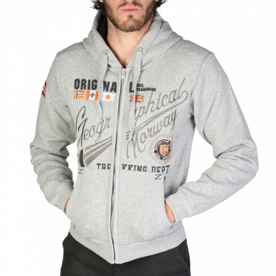 Bluze sport Geographical Norway Foliday_man Gri