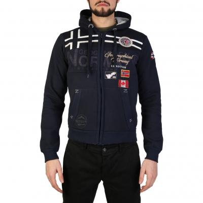 Bluze sport Geographical Norway Garadock_man Albastru
