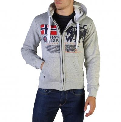 Bluze sport Geographical Norway Gasado_man Gri