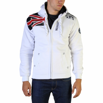 Bluze sport Geographical Norway Gatsby100_man Alb