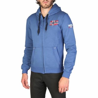 Bluze sport Geographical Norway Glacier_man Albastru