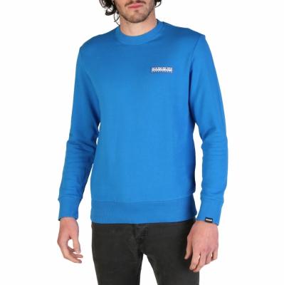 Bluze sport Napapijri BAGO_N0YIEC Albastru