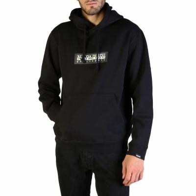 Bluze sport Napapijri BOX H_N0YKBT Negru