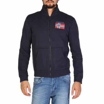 Bluze sport Napapijri N0YHWK Albastru