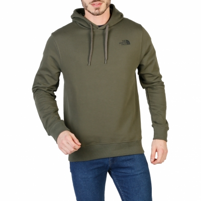 Bluze sport The North Face T92S57 Verde
