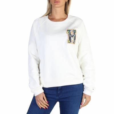 Bluze sport Tommy Hilfiger WW0WW17882 Alb