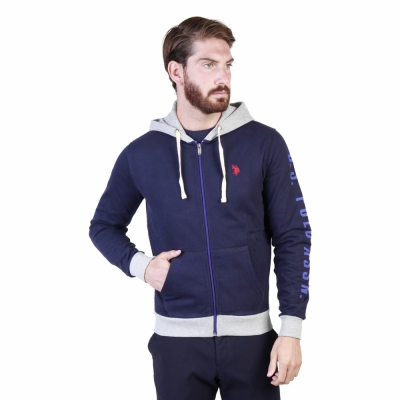 Bluze sport U.s. Polo 43481_47130 Albastru