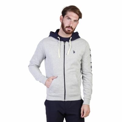 Bluze sport U.s. Polo 43481_47130 Gri
