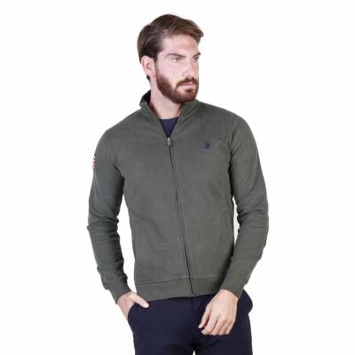 Bluze sport U.s. Polo 43485_47130 Verde