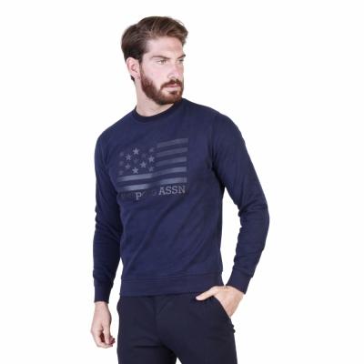 Bluze sport U.s. Polo 43486_47130 Albastru