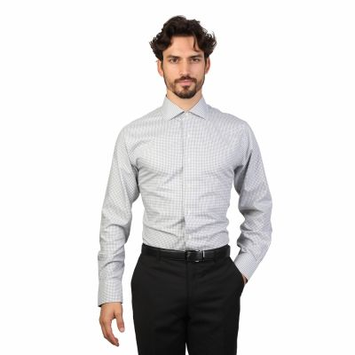 Camasi Brooks Brothers 100040480 Gri